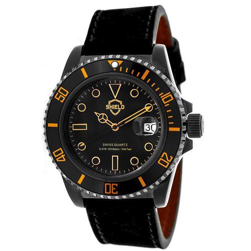 Shield Sh0809 Cousteau Mens Watch