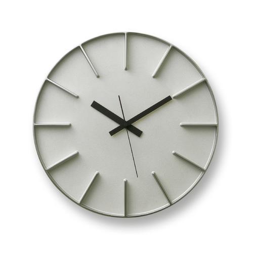 Edge Clock | Aluminum