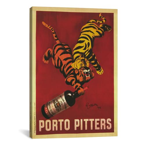 Porto Pitters (Vintage) by Leonetto Cappiello