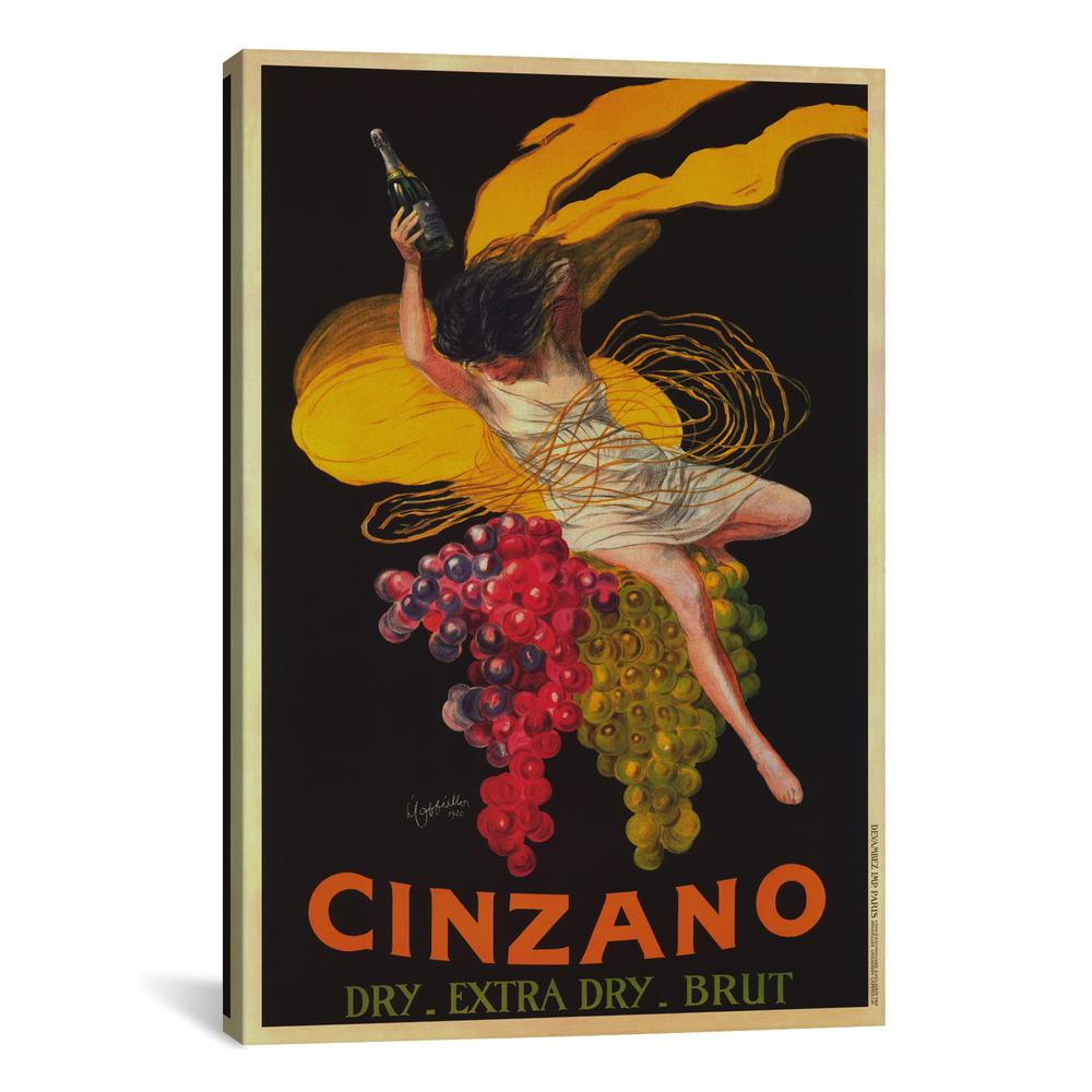 Asti Cinzano (Vintage) by Leonetto Cappiello