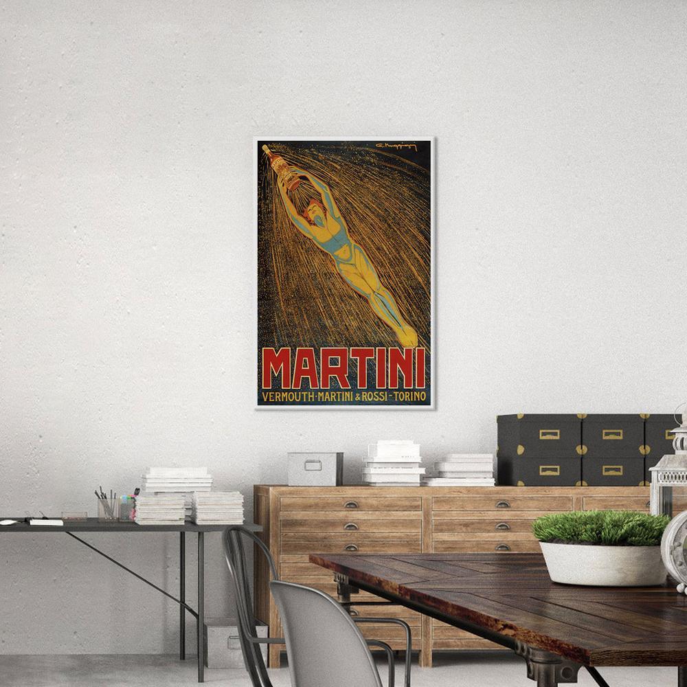 Martini (Vermouth Martini & Rossi) by Unknown Artist