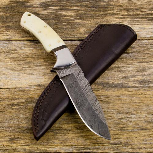 Sir Edmund Damascus Knife