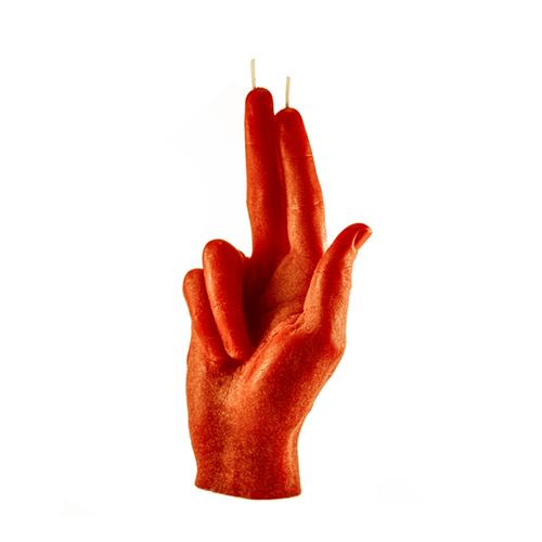 Gun fingers | Candle Hand