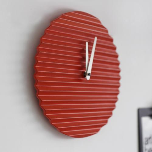 WaveCLOCK | Red