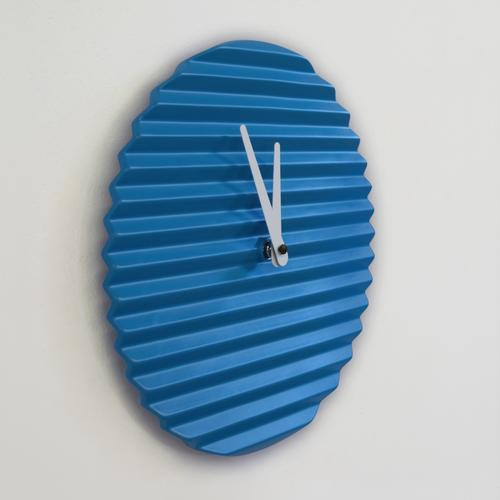 WaveCLOCK | Blue