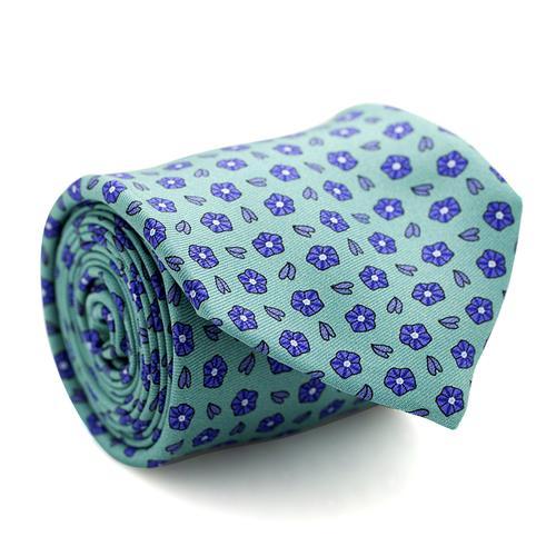 Necktie | Light Green Aqua