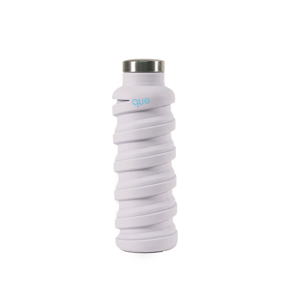 que Bottle 20 fl oz | White | GetQue
