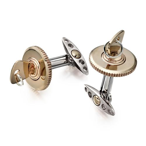 RFM Accensione Cufflinks