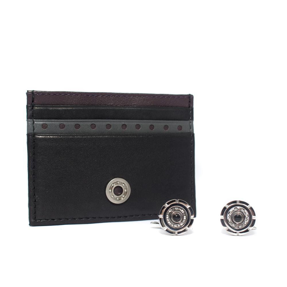 Thrust Bearing Gift Set | Wallet & Cufflinks | GTO London