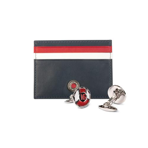Card Holder / Cufflinks Gift Set | # 16