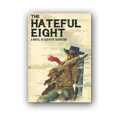 The Hateful Eight (Retro Poster)