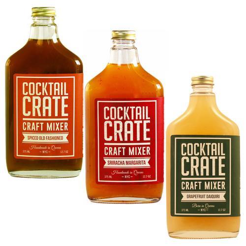 Mixers | Spiced, Grapefruit & Sriracha
