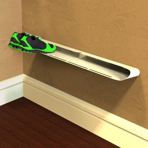 Ray Multifunction Shoe & Coat Rack