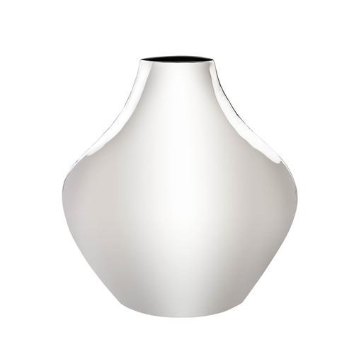 Stainless Steel   Calyx Vase