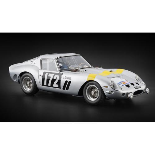 Ferrari 250 GTO | 1962 Tour De France | Silver