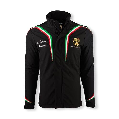 Lamborghini Squadra Corse Softshell Jacket Motorstore