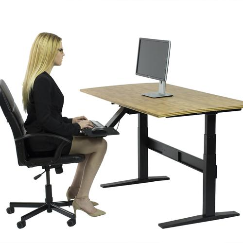 Rise Up | Adjustable Height Desk | Electric