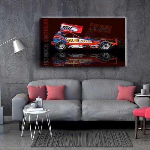 Mick Sworder 150 I | Canvas