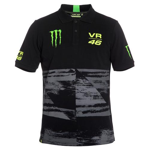 VALENTINO ROSSI MONSTER POLO