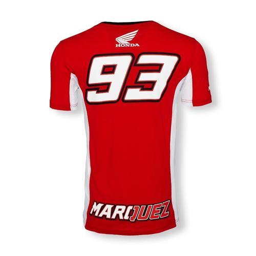 HONDA MARC MARQUEZ 93 LOGO T-SHIRT MENS | Moto GP Apparel