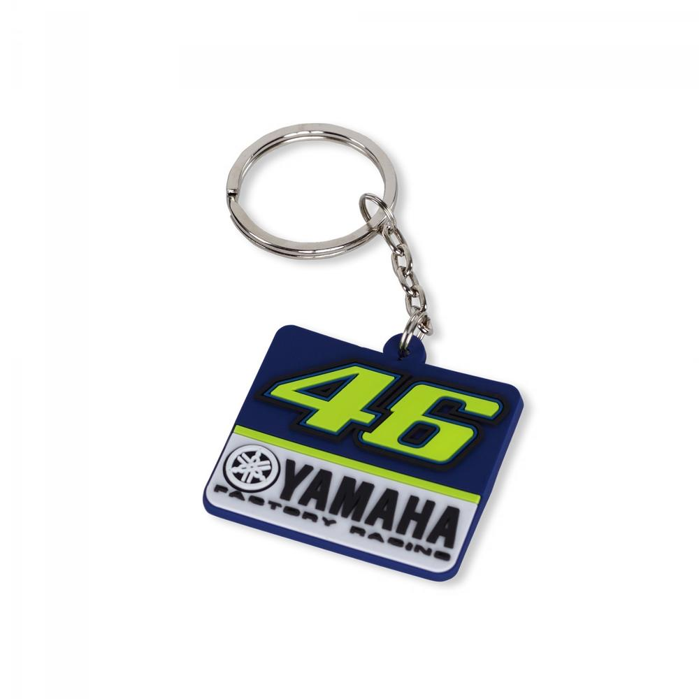 Yamaha valentino rossi key holder moto gp apparel Porte clef yamaha