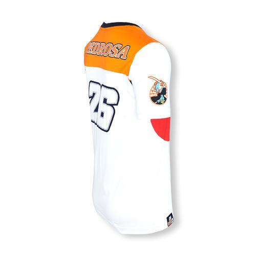Dani Pedrosa Repsol T-shirt   Moto GP Apparel