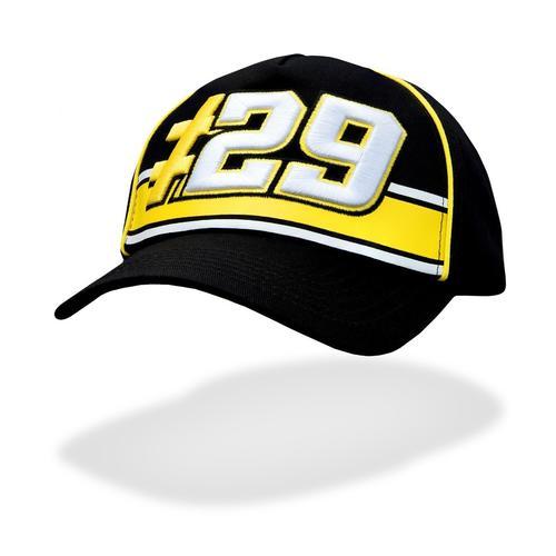 ANDREA IANNONE #29 STRIPED BASEBALL CAP | Moto GP