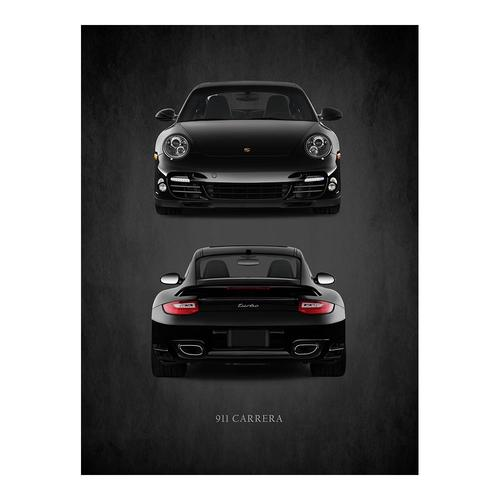 911 Carrera II | Paper