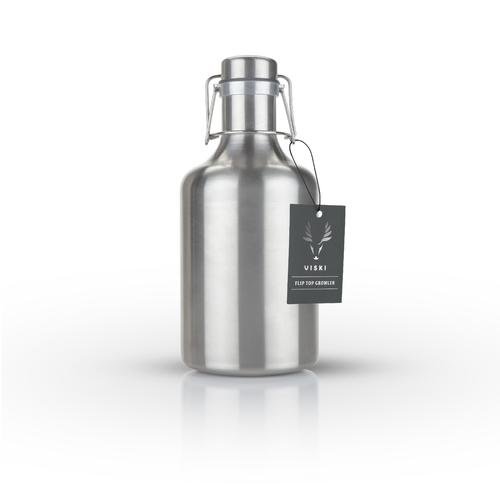 Growler - Stainless Steel