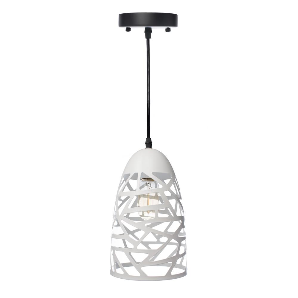 Modern Touch Beehive Pendant Lamp