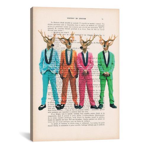 Vintage Paper Series: Rock & Roll Deer