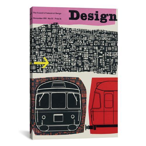 Design Magazine Cover Series: November 1958