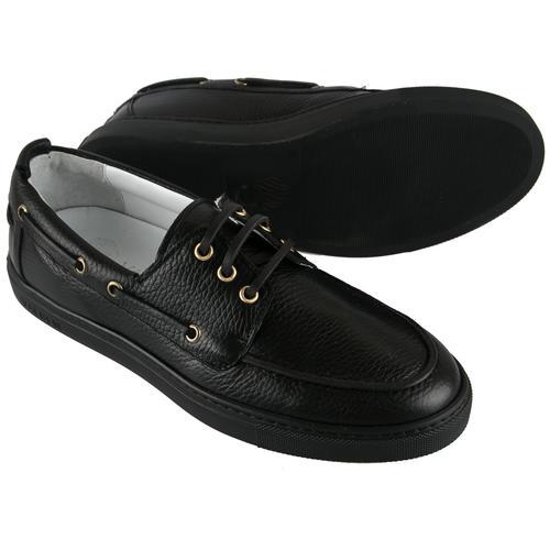 Boat Shoe   BLACK MAMBA