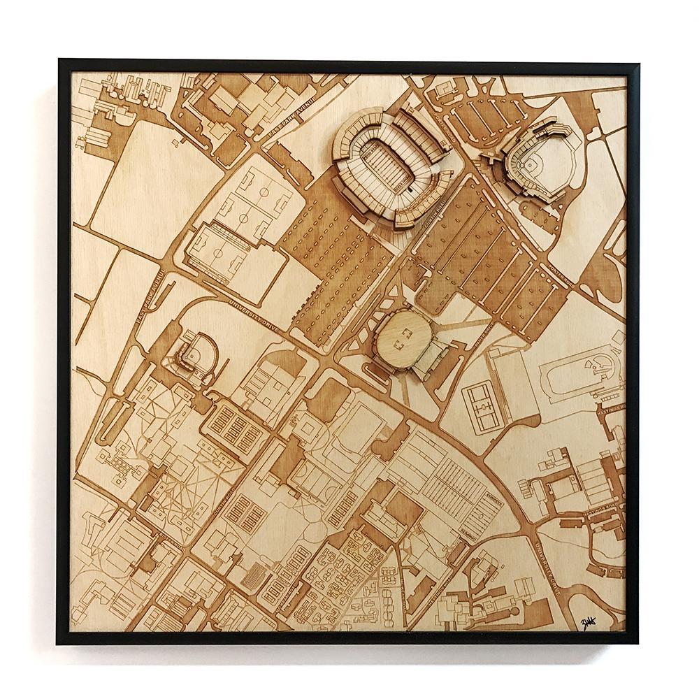 3D Stadium Maps | State College, PA