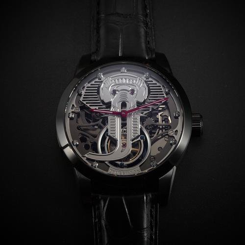Jelephant Tourbillon Jackson Series  |  Black