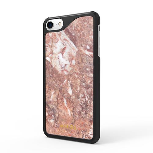 iPhone 7 case | Rosso Verona with Black Border