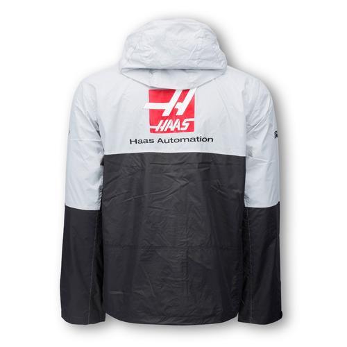 HAAS 2016 TEAM RAIN JACKET | Haas F1 Apparel
