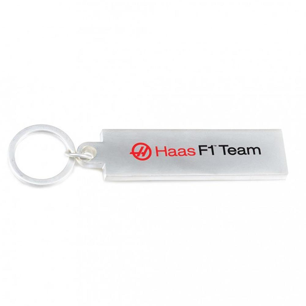 HAAS Metal key Ring | Haas F1 Apparel