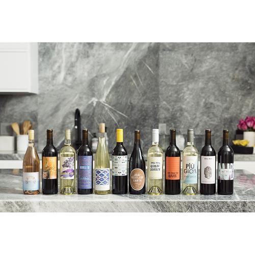 12 Bottle Wine Package