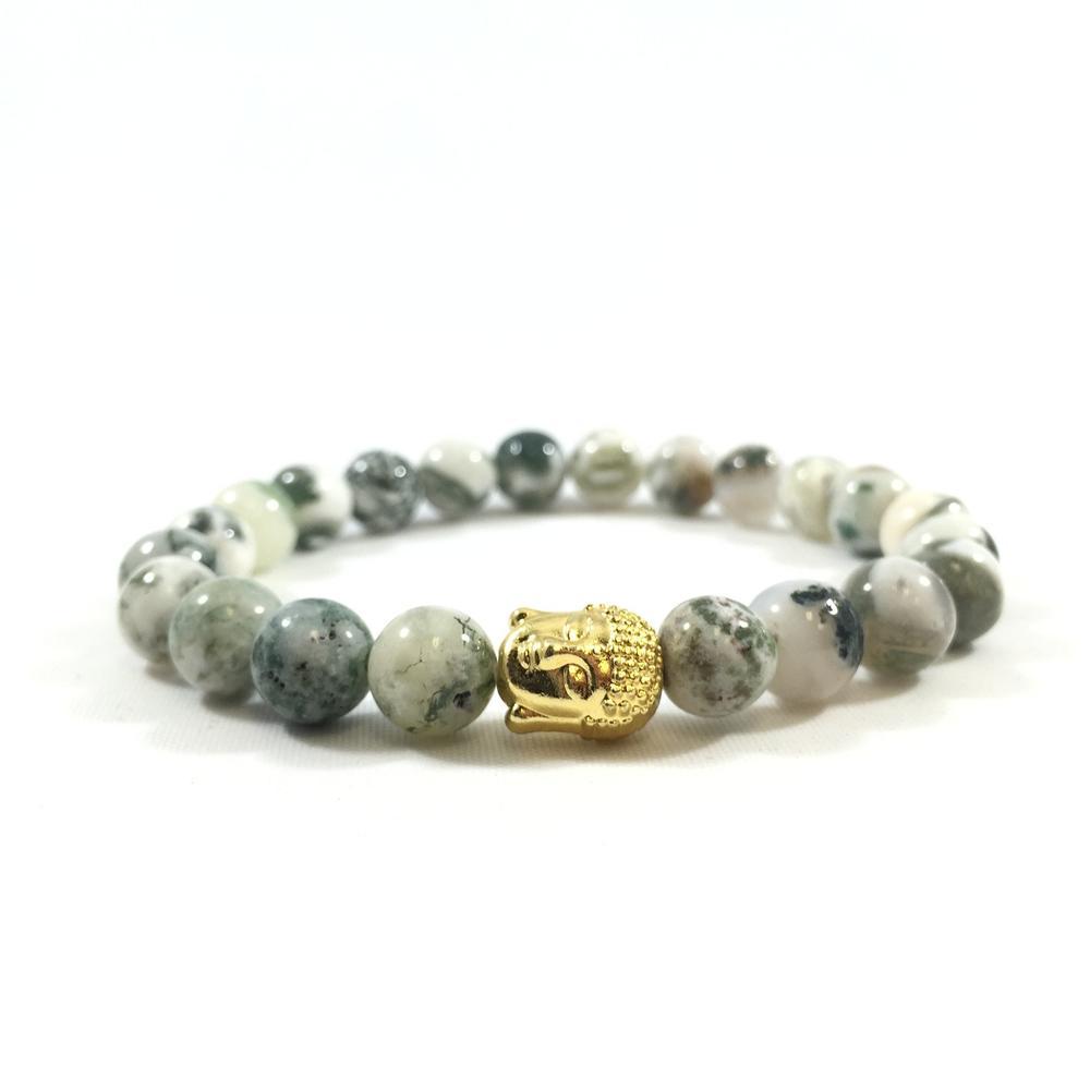 Jade Stone | 24kt Gold Buddha | Executive Society