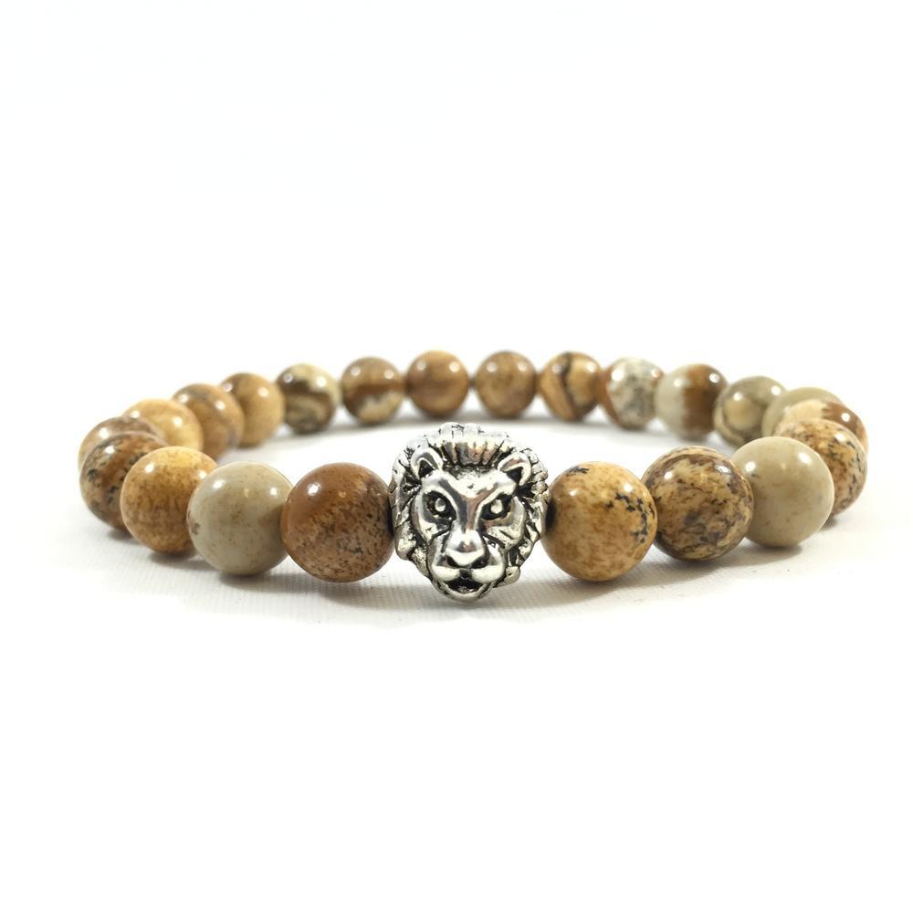 Desert Jasper   Silver Lion   Executive Society