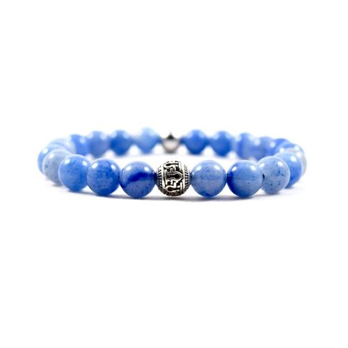 Omega Sky Blue Bracelet