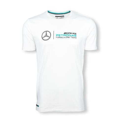 Mercedes Amg Petronas Logo T-Shirt Mens