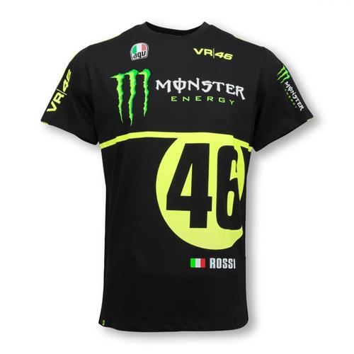 VALENTINO ROSSI MONSTER T-SHIRT MENS 2016 REPLICA