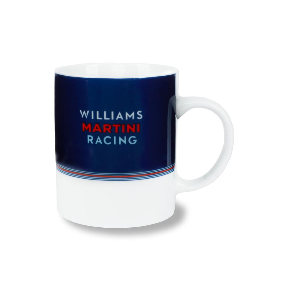 WILLIAMS MARTINI RACING MUG | Motorstore F1 Team Apparel