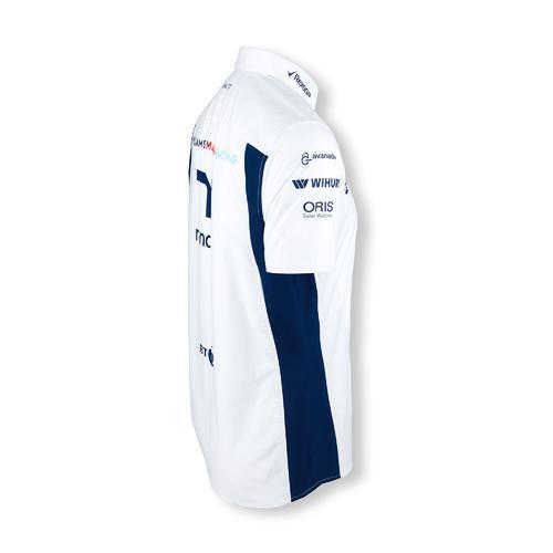WILLIAMS MARTINI RACING SHIRT MENS 2016   Motorstore F1 Team