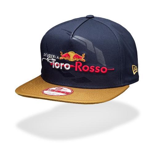 SCUDERIA TORO ROSSO CAP KIDS