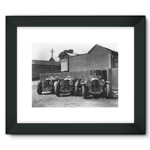 1929 Le Mans 24 hours | Black