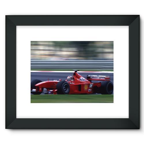 Michael Schumacher, Ferrari   Black