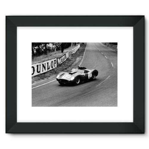Dan Gurney/Jean Behra, Ferrari 250TR | Black